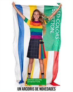 Ofertas de Faldas en United Colors Of Benetton