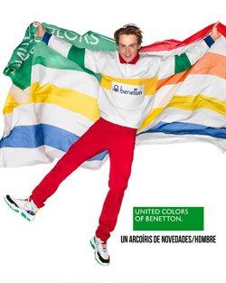Ofertas de Zapatillas hombre en United Colors Of Benetton