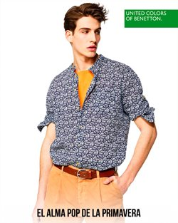 Ofertas de Camiseta hombre en United Colors Of Benetton