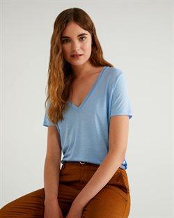 Ofertas de Camiseta mujer en United Colors Of Benetton