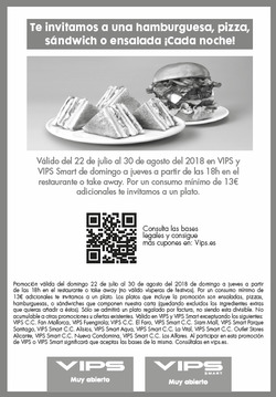 Ofertas de Vips  en el folleto de León