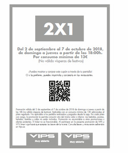 Ofertas de Vips  en el folleto de Fuenlabrada