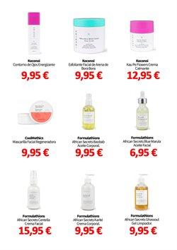 Ofertas de Crema hidratante facial  en el folleto de Primor en Barcelona