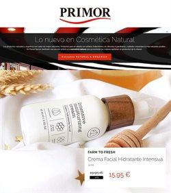 Ofertas de Perfumerías y belleza  en el folleto de Primor en Sevilla