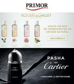 Ofertas de Perfumerías y belleza  en el folleto de Primor en Coslada