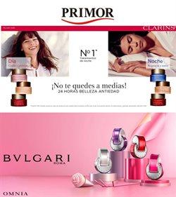 Ofertas de Perfumerías y belleza  en el folleto de Primor en Boadilla del Monte