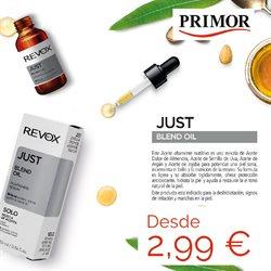 Ofertas de Perfumerías y belleza  en el folleto de Primor en Santurtzi