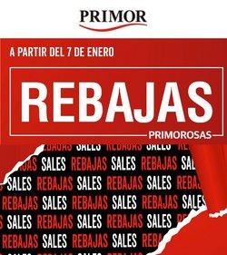Ofertas de Perfumerías y Belleza  en el folleto de Primor en Cambrils