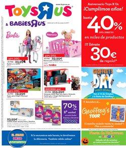 Ofertas de Juguetes y bebes  en el folleto de ToysRus en Alcalá de Henares