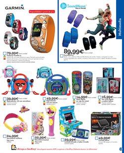 Ofertas de Google  en el folleto de ToysRus en Madrid