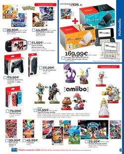 Ofertas de Nintendo  en el folleto de ToysRus en Córdoba