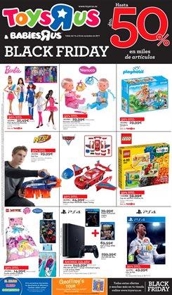 Ofertas de ToysRus  en el folleto de Ferrol