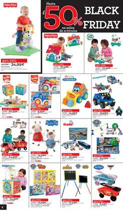 Ofertas de Los pitufos  en el folleto de ToysRus en Madrid