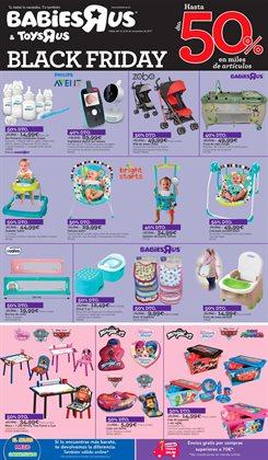 Ofertas de Cunas  en el folleto de ToysRus en Zaragoza