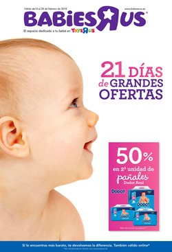 Ofertas de Juguetes y bebes  en el folleto de ToysRus en Barcelona