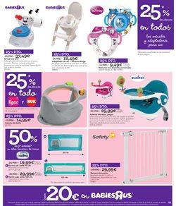 Ofertas de Seguridad bebé  en el folleto de ToysRus en Madrid
