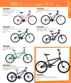 Ofertas de Bicicletas  en el folleto de ToysRus en Cartagena
