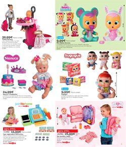 Ofertas de Nenuco  en el folleto de ToysRus en Madrid
