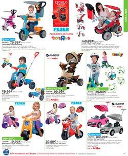 Ofertas de Patinete  en el folleto de ToysRus en Madrid