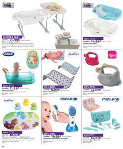 Ofertas de Bañera de bebé  en el folleto de ToysRus en Barcelona