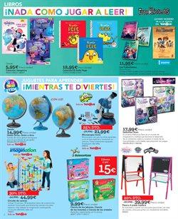 Ofertas de Libros  en el folleto de ToysRus en Madrid