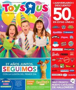 Ofertas de ToysRus  en el folleto de Donostia-San Sebastián