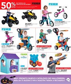 Ofertas de Ciclismo  en el folleto de ToysRus en Camargo