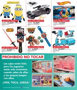 Ofertas de Hot Wheels  en el folleto de ToysRus en Madrid