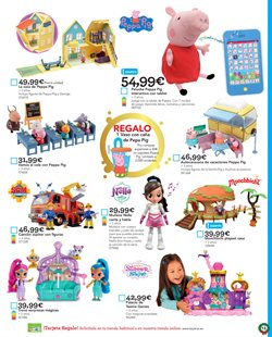 Ofertas de Muñecas  en el folleto de ToysRus en Cartagena