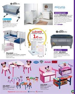 Ofertas de Cambiador bebé  en el folleto de ToysRus en Madrid