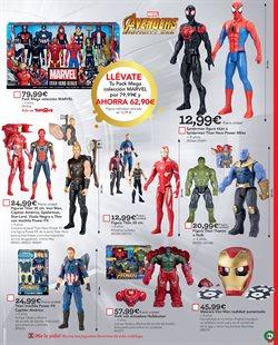Ofertas de Spiderman  en el folleto de ToysRus en Madrid