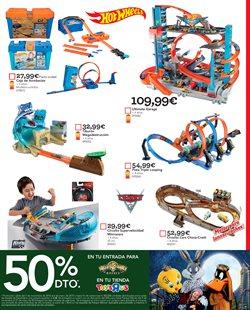 Ofertas de Cars  en el folleto de ToysRus en Málaga
