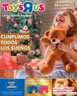 Ofertas de Juguetes y bebes  en el folleto de ToysRus en Vila-real