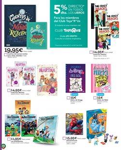 Ofertas de Libros infantiles  en el folleto de ToysRus en Madrid