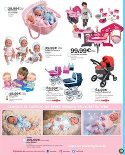 Ofertas de Paseo bebé  en el folleto de ToysRus en Madrid