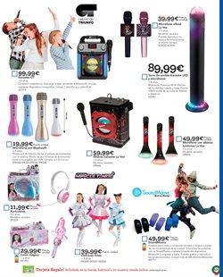 Ofertas de Micrófono  en el folleto de ToysRus en Madrid