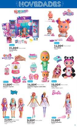 Ofertas de Nancy  en el folleto de ToysRus en Madrid