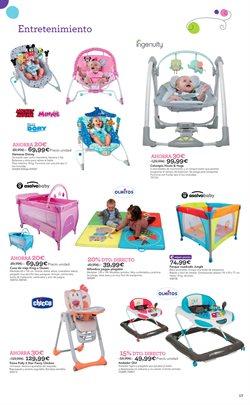 Ofertas de Hamaca de bebé  en el folleto de ToysRus en Madrid