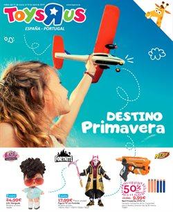 Ofertas de Juguetes y bebes  en el folleto de ToysRus en Mairena del Aljarafe