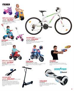 Ofertas de Bicicletas  en el folleto de ToysRus en Oviedo