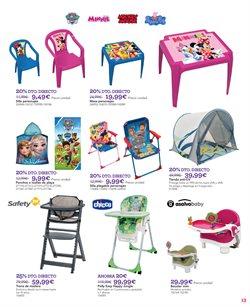 Ofertas de Sillas  en el folleto de ToysRus en Bilbao