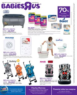 Ofertas de Dodot  en el folleto de ToysRus en Mairena del Aljarafe