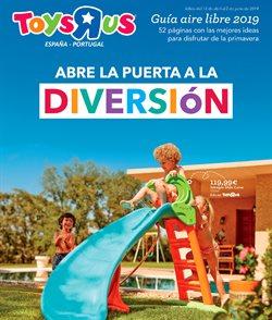 Ofertas de Juguetes y bebes  en el folleto de ToysRus en Coslada