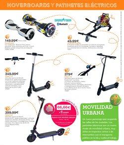 Ofertas de Hoverboard  en el folleto de ToysRus en Madrid