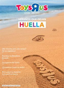 Ofertas de Juguetes y bebes  en el folleto de ToysRus en Santander