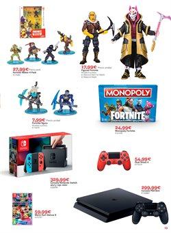 Ofertas de PS4  en el folleto de ToysRus en El Ejido