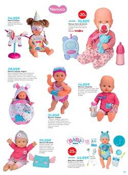 Ofertas de Muñeco Nenuco  en el folleto de ToysRus en Madrid