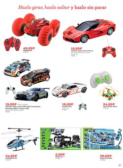 Ofertas de Helicóptero de juguete  en el folleto de ToysRus en Madrid