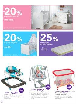 Ofertas de Camas  en el folleto de ToysRus en Zaragoza