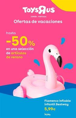 Ofertas de Juguetes y bebes  en el folleto de ToysRus en Betanzos